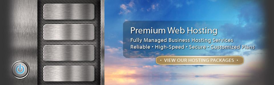 Premium, Fully Managed Web Hosting